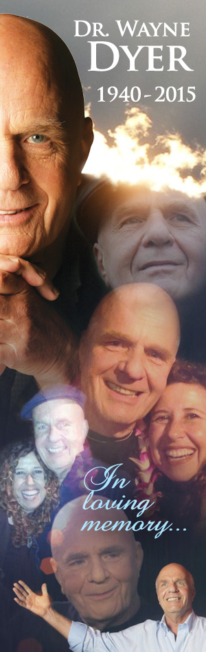 Wayne Dyer memorial